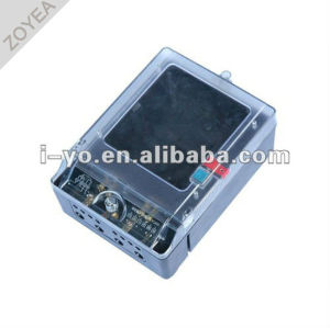 DDSF-018 Plastic Meter Case for kWh Meter