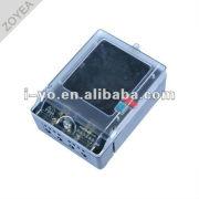Ddsf- 018 de plástico caja del medidor para contador de kwh