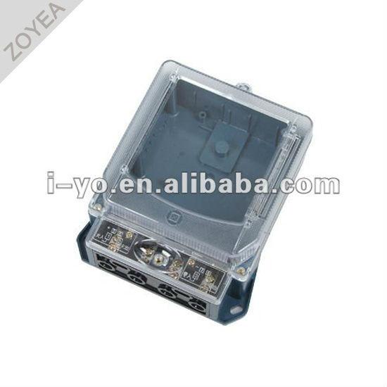 Ddsy- 001 de plástico caja del medidor para contador de kwh
