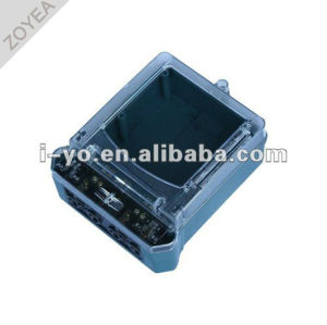 DDSY-001-2 Plastic Meter Case for kWh Meter