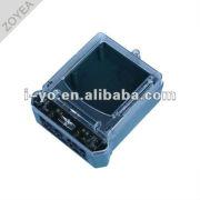 Ddsy- 001- 2 de plástico caja del medidor para contador de kwh