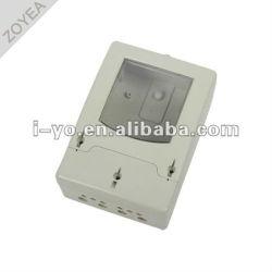 Dds-005 de plástico caja del medidor para contador de kwh