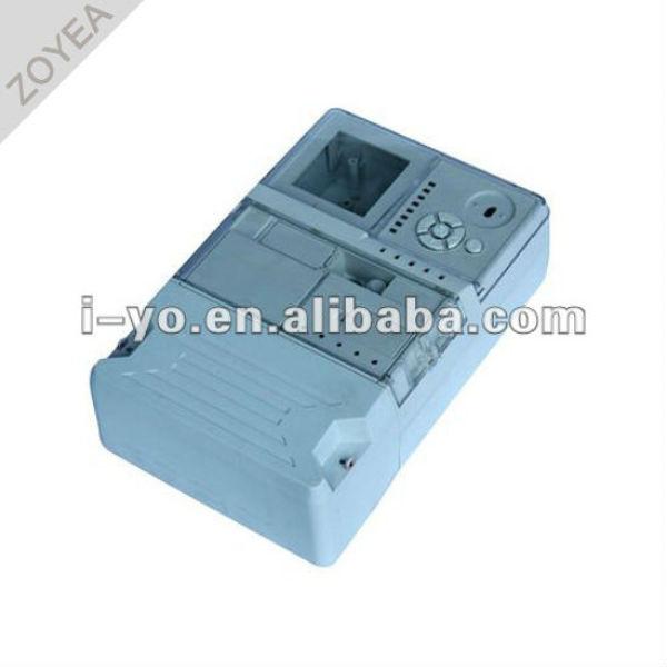 Zd-8 compteur en plastique cas pour compteur de kwh