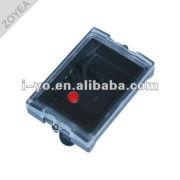 hm01 de plástico caja del medidor para contador de kwh
