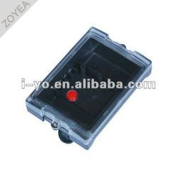 hm01プラスチックメーターキロワット時メーター用のケース