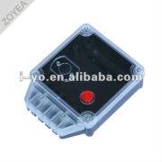 hm03 de plástico caja del medidor para contador de kwh