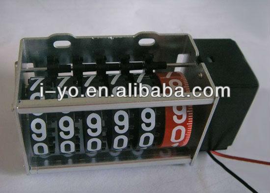 Dds309-td電力量計のカウンタ