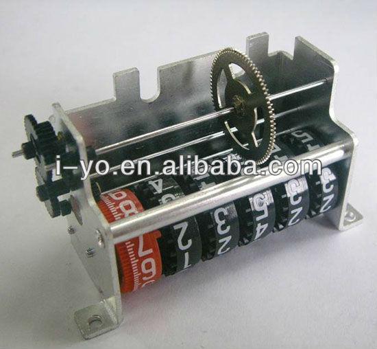 Dd203( ts) 電力量計のカウンタ