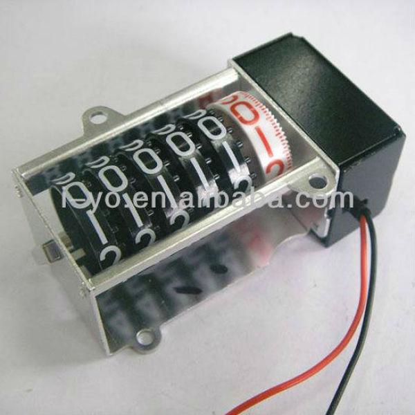dds309d電力量計のカウンタ