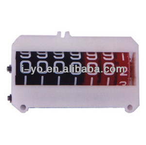 2014 Hot Sale Gas Meter Counter G20
