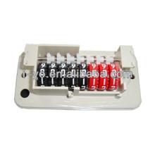 2014年g25熱い販売のガスメーターのカウンタ