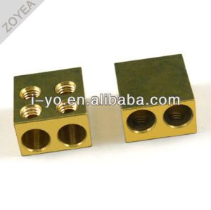 High Quality Square Brass Terminal