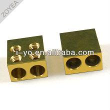 高品質の正方形の真鍮端子