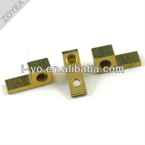 High Quality Brass Terminal Different Shapes