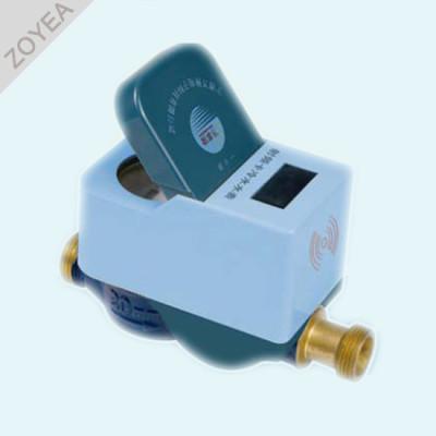 Medidor de agua fría prepago (tipo húmedo)