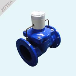Válvula de control de medidor de agua prepaga