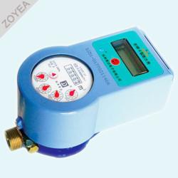 Meter air prabayar tipe Contactless