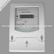 الدفع المسبق للطاقة متر / الحد متر / الطاقة المحدد