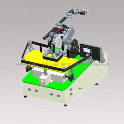 Máquina de bobina de bobina de transformador de corriente IY-500