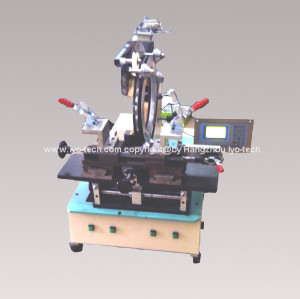 IY-600 rectangle transformer coil winding machine