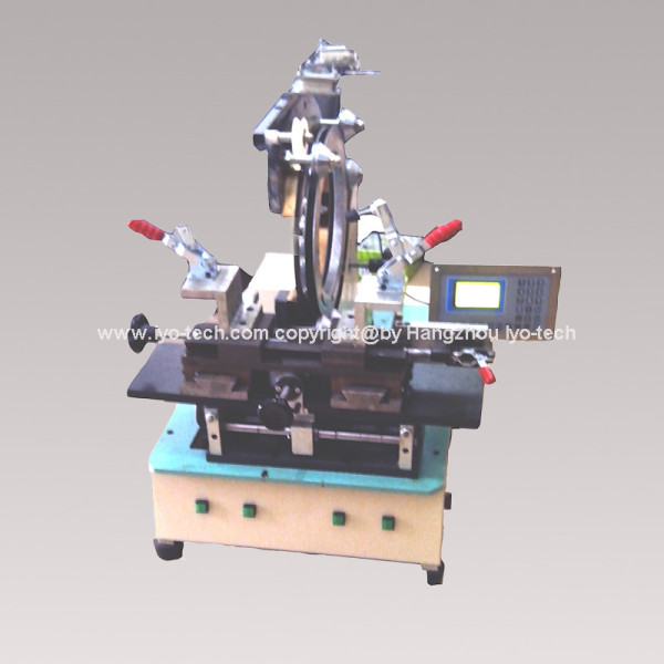 ZY-600 rectangle transformer coil winding machine