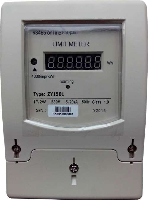 Active and reactive Energy Limiter for Solar, Wind or Hybrid Power