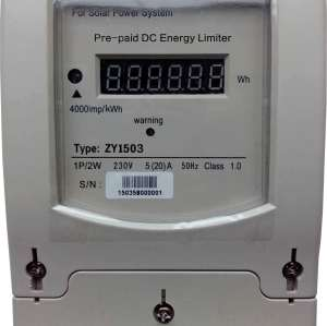 High Quality Price Ratio‎ Energy Limiter for Solar, Wind or Hybrid Power