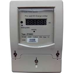High Quality Price Ratio Energy Limiter for Solar, Wind or Hybrid Power