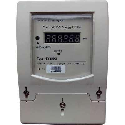Limitador de energía de relación de precio de alta calidad para energía solar, eólica o híbrida