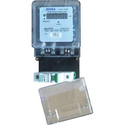 Medidores de energía y energía Limitador de energía para energía solar, eólica o híbrida