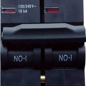 NEMA Standard Bolt-On Miniature Circuit Breaker