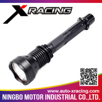 XRACING Top Quality Customized Promotion Aluminum led lights flashlights with low price