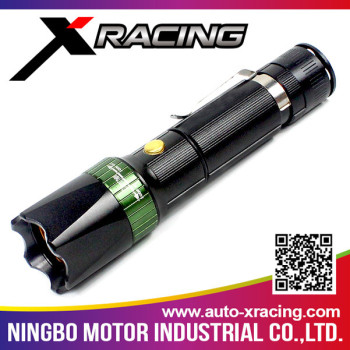 XRACING Perfect design led flashlight magnetic base light with great price