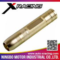 XRACING Top Quality Customized Promotion Aluminum laser pointer uv light led flashlight torch with great price