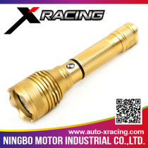 XRACING Aluminum alloy best selling brightest led flashlight with great price