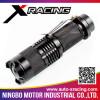 XRACING Aluminum alloy best selling bailong led flashlight for wholesales