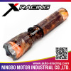 XRACING High brightness solar power rechargeable led flashlight made in China