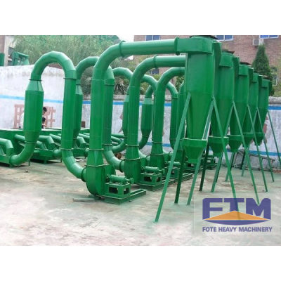 Good Quality Sawdust Drying System