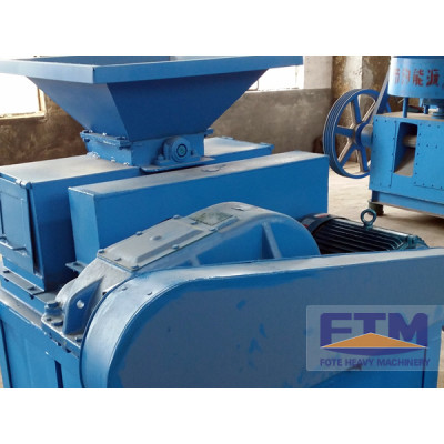 Professional Design Coal Ash Briquetting Machine