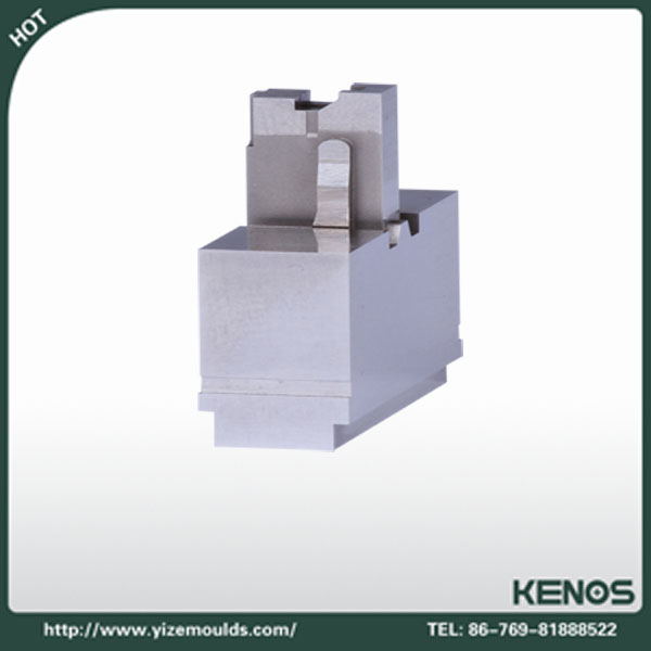 High precision Plastic mold spare parts processing with imported material