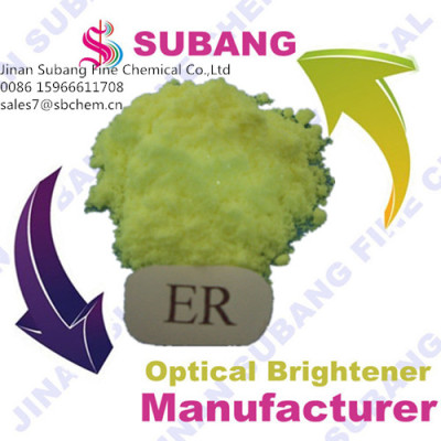 cotton optical brightener agent for ER-I
