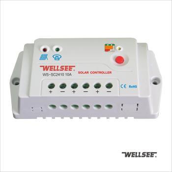 WS-SC2410 10A wellsee intelligent solar controller