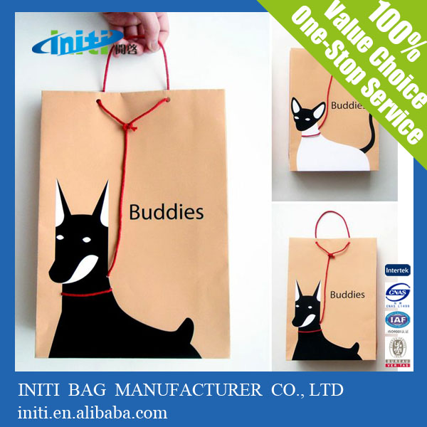 Paper Bag Design Vector Paper Bag Vector Factory