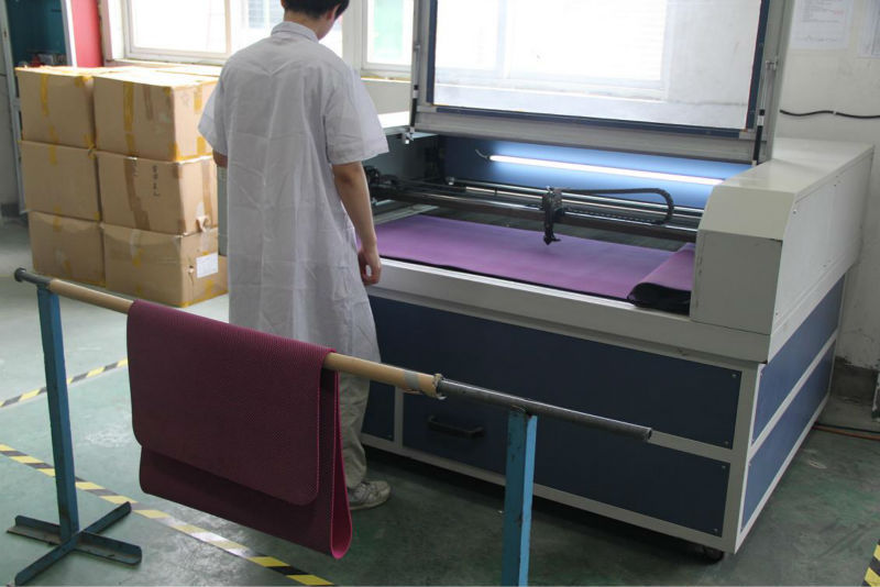 Promotion Sublimation Printing Gifts Fabric anti-slip rubber floor matting