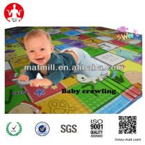 2015  Best-seller  crawling Floor mats