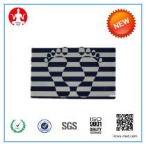 Natural Eco - Friendly Cross yoga mat fabric