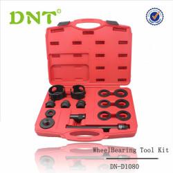Wheel bearing replacement tool