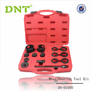 Wheel bearing replacement tool