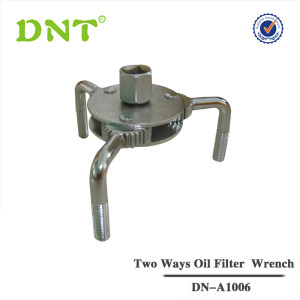 Two Ways Oil Filter Wrench