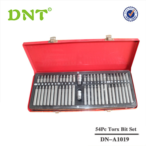 54pc Torx Bit Set Dnt Auto Tools